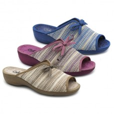 Women STRIPES slippers Cabrera 5360