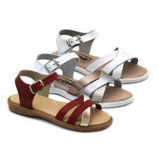 Girls buckle sandals Hermi MC424