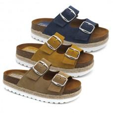 Platform BIO sandals Hermi 41501