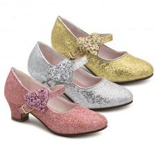 Girls flamenco shoes Bubble Kids 1169