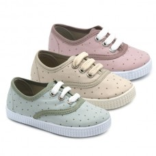 Girl canvas shoes Batilas 576/136