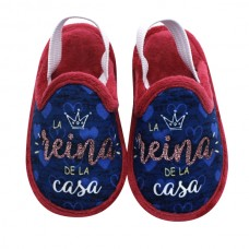 Zapatillas REINA CASA Hermi AM410-88 Goma
