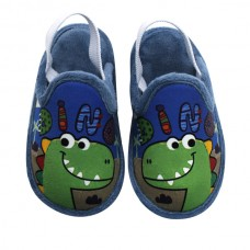 Toddler boys slippers DINO AM400-97