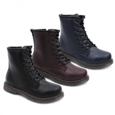 Girls military boots Bubble Kids 3156