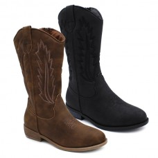 Botas cowboy niña Bubble Kids 3120