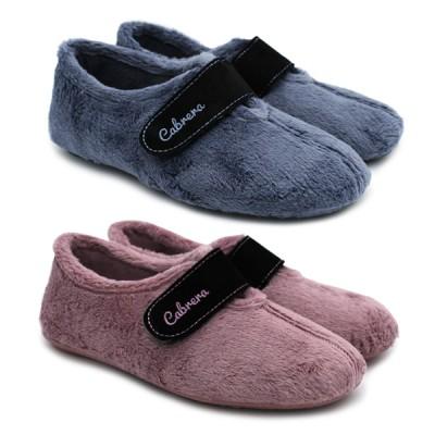 Closed slippers Cabrera 3192