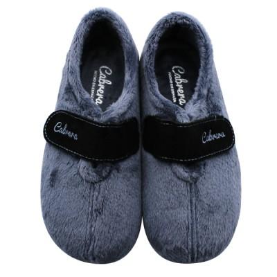 Closed slippers Cabrera 3192 Blue