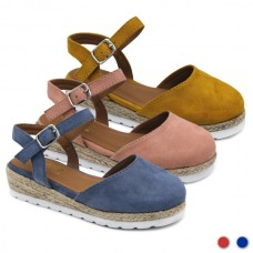 Girls buckle sandals Bubble Kids 2918