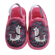 Zapatillas casa niña Hermi AM410-86 Goma