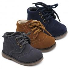 Boys leather boots Bubble Kids 2637