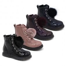 Botas Pompón Bubble Kids 2614