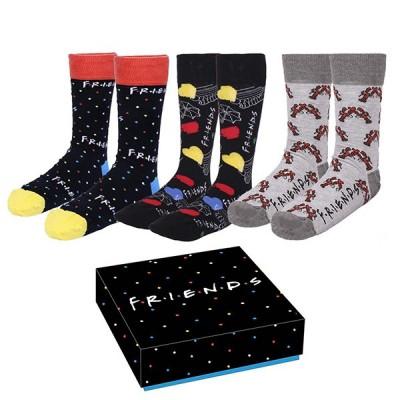 Friends sock pack 6891-7122