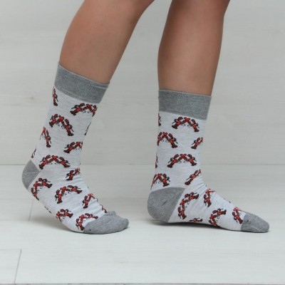 Friends sock pack 6891-7122 - Model 2