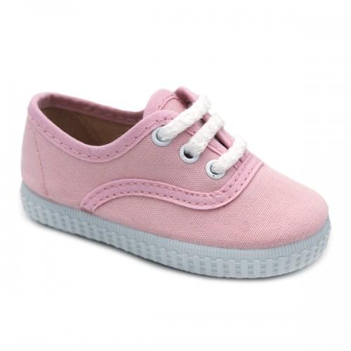 Canvas shoes Hermi 400 Pink