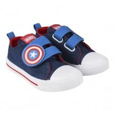 Zapatillas lona Capitán América 4345