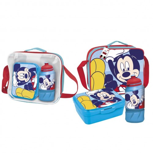 Lunch box Mickey Mouse 3139