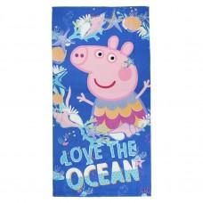 Peppa Pig beach towel 5502