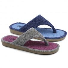 Women towel flip flops Cabrera 2301