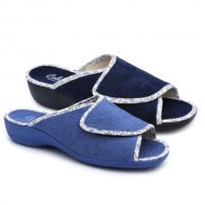 Women velcro slippers Cabrera 5357