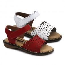 Girls velcro sandals Hermi MC452