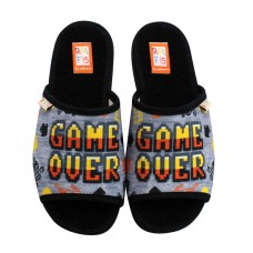 GAME OVER slippers Ralfis 8386