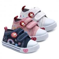 Zapatillas lona BUBBLE KIDS 3351