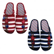 Women STRIPES slippers 6520