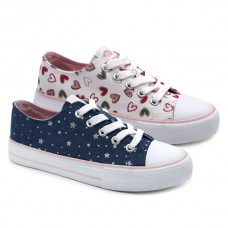 Canvas shoes Mustang 81200