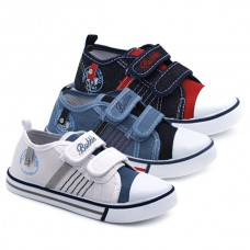 Zapatillas lona niño Bubble Kids 3344