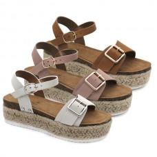 Girls double sole sandals Bubble Kids 2973