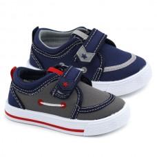 Canvas deck shoes Bubble Kids 3347