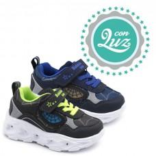 Ligth sport shoes Bubble Kids 3212