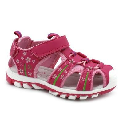 Girl sport sandals Bubble Kids 3236 fuchsia
