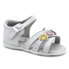 Girl leather sandals Bubble Kids 3327