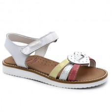 Girls leather sandals Pablosky 402009
