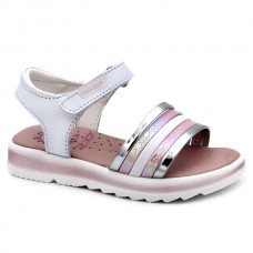 Girl leather sandals Pablosky 493500