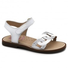 Girl leather sandals Pablosky 498108