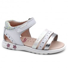 Girl leather sandals Pablosky 097400