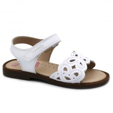Girl leather sandals Pablosky 095600