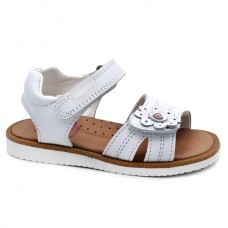 Girl leather sandals Pablosky 098300