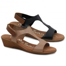 T-strap sandals Oh! My Sandals 4824