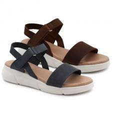 Women velcro sandals HERMI 53205