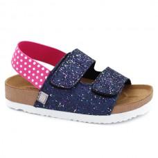Glitter bio sandals Gioseppo Peck