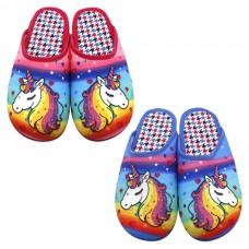 Summer house shoes UNICORN 6400
