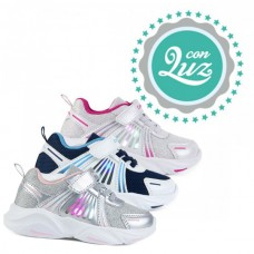 Light sneakers Conguitos 26102