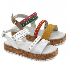 Girls studded sandals Bubble Kids 3378