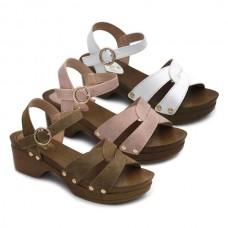 Girls buckle sandals Bubble Kids 3014
