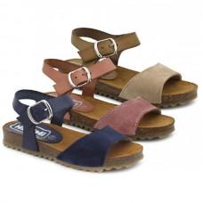 Nubuck bio sandals HERMI 11500