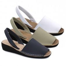 Wedge minorcan sandals HERMI 19350