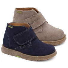 Leather boots Pablosky 502228/48